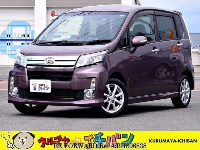Used 2013 DAIHATSU MOVE BH896838 for Sale