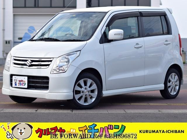 Used 2009 SUZUKI WAGON R BH896872 for Sale