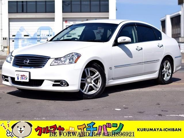 Used 2008 NISSAN FUGA BH896921 for Sale