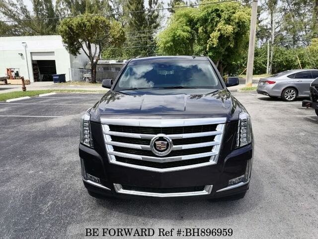 Used 2015 CADILLAC ESCALADE BH896959 for Sale