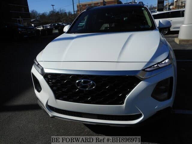 Used 2019 HYUNDAI SANTA FE BH896971 for Sale