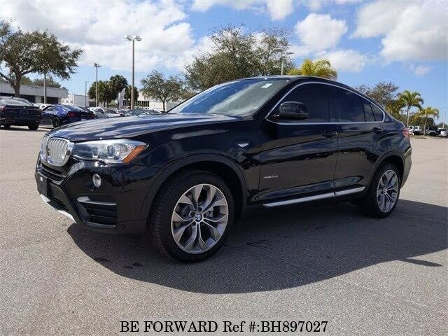 Used 2018 BMW X4 BH897027 for Sale