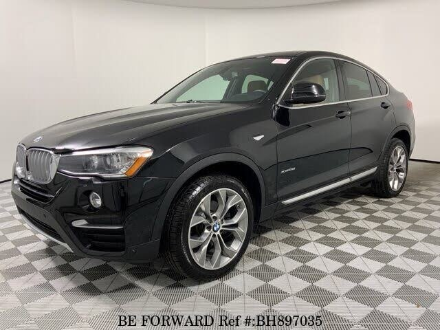 Used 2018 BMW X4 BH897035 for Sale