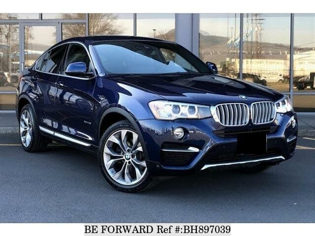 Used 2018 BMW X4 BH897039 for Sale