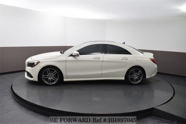 Used 2017 MERCEDES-BENZ CLA-CLASS BH897045 for Sale