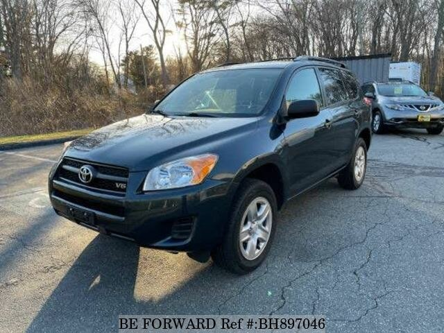 Used 2011 TOYOTA RAV4 BH897046 for Sale
