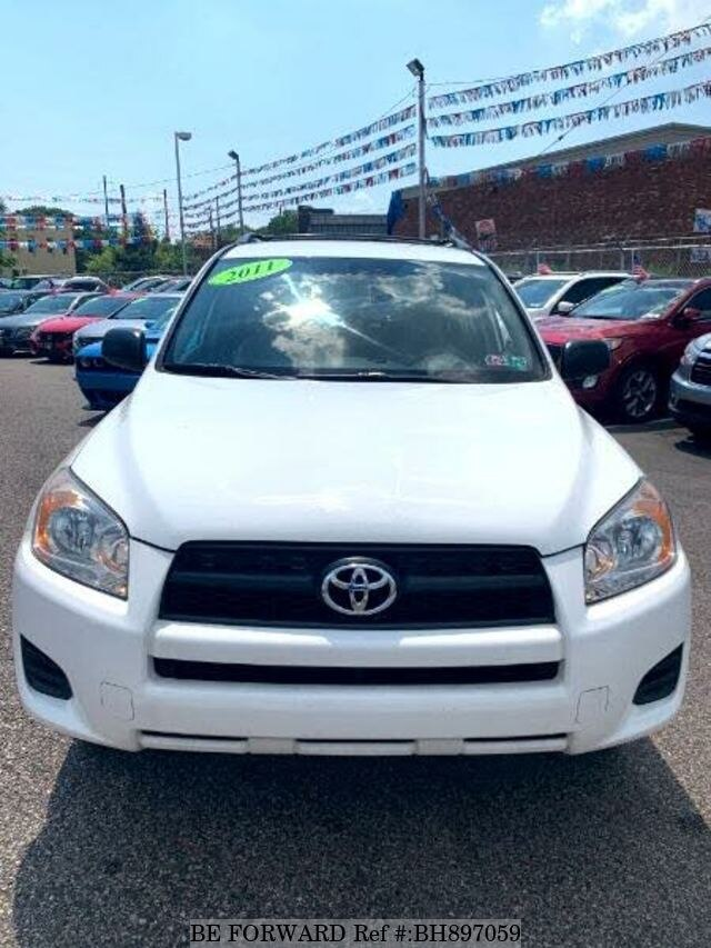 Used 2011 TOYOTA RAV4 BH897059 for Sale