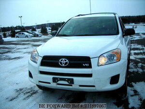 Used 2011 TOYOTA RAV4 BH897067 for Sale