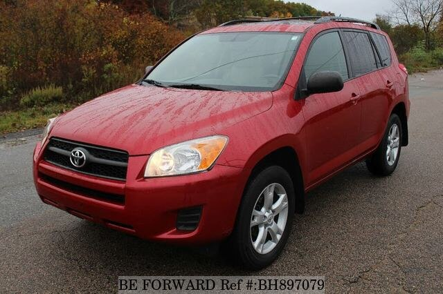 Used 2011 TOYOTA RAV4 BH897079 for Sale