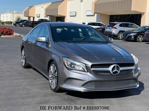 Used 2018 MERCEDES-BENZ CLA-CLASS BH897086 for Sale