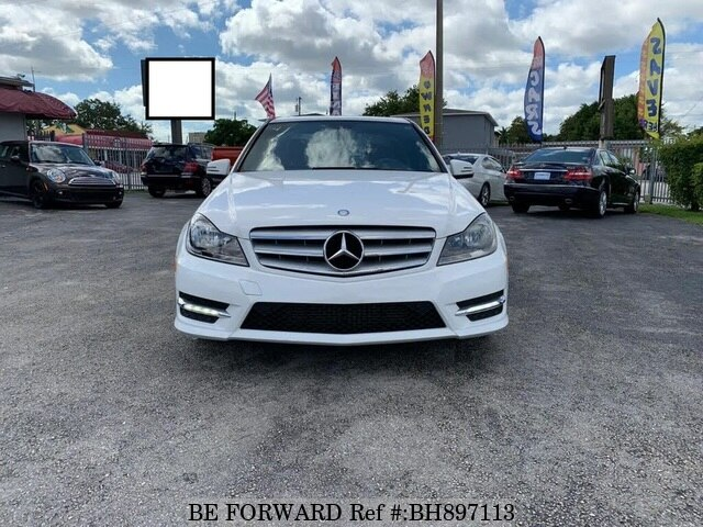 Used 2013 MERCEDES-BENZ C-CLASS BH897113 for Sale