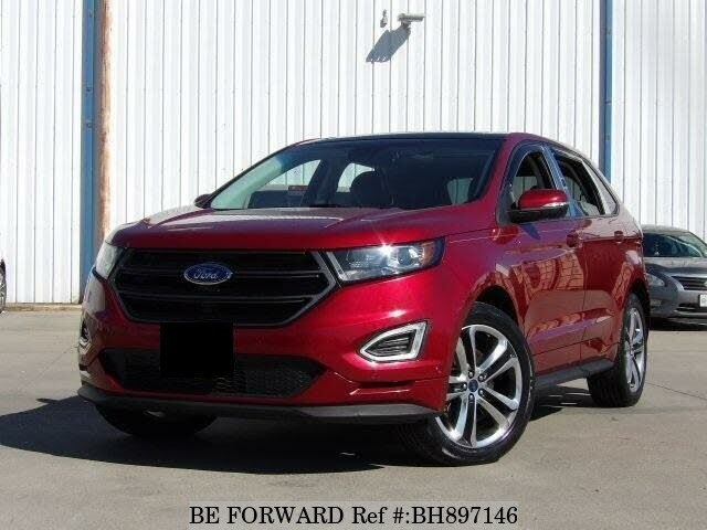 Used 2015 FORD EDGE BH897146 for Sale