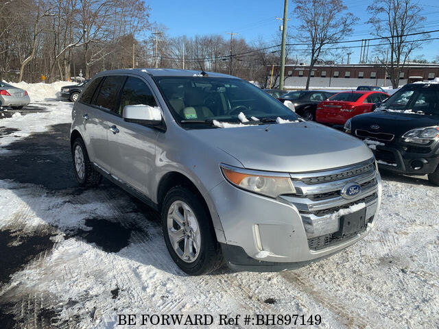 Used 2011 FORD EDGE BH897149 for Sale