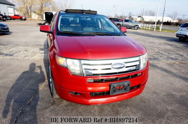 Used 2010 FORD EDGE BH897214 for Sale