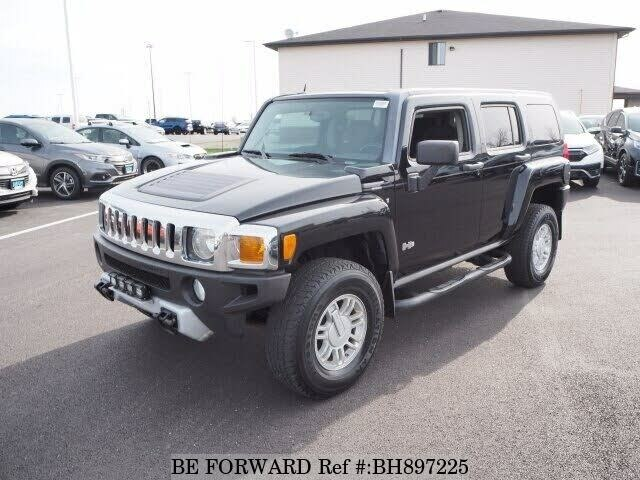 Used 2008 HUMMER H3 BH897225 for Sale