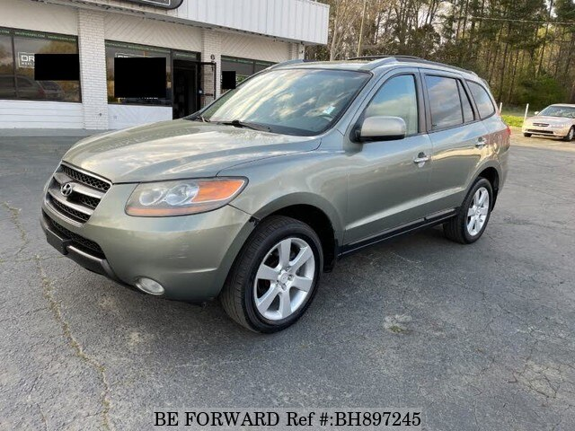 Used 2007 HYUNDAI SANTA FE BH897245 for Sale