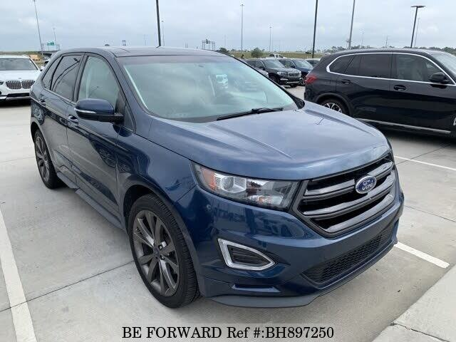 Used 2017 FORD EDGE BH897250 for Sale
