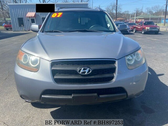 Used 2007 HYUNDAI SANTA FE BH897253 for Sale