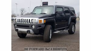 Used 2008 HUMMER H3 BH897279 for Sale