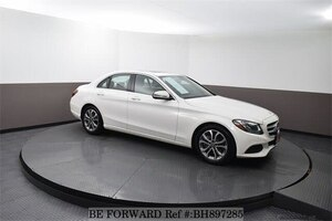 Used 2018 MERCEDES-BENZ C-CLASS BH897285 for Sale