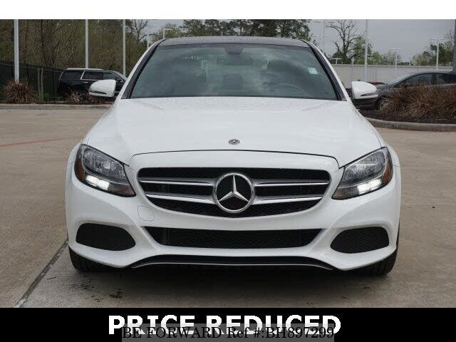 Used 2018 MERCEDES-BENZ C-CLASS BH897299 for Sale
