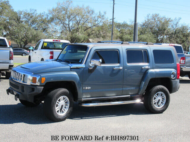 Used 2006 HUMMER H3 BH897301 for Sale