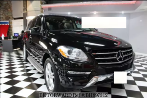 Used 2012 MERCEDES-BENZ ML CLASS BH897312 for Sale
