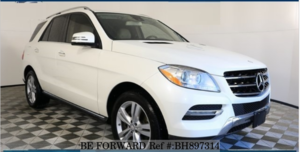 Used 2013 MERCEDES-BENZ M-CLASS BH897314 for Sale