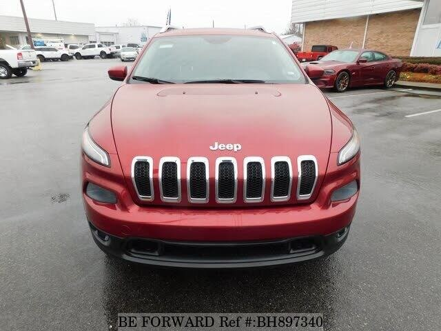 Used 2014 JEEP CHEROKEE BH897340 for Sale