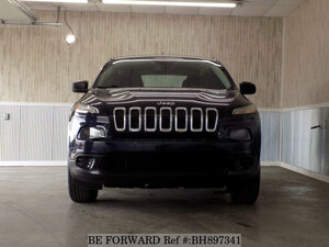 Used 2014 JEEP CHEROKEE BH897341 for Sale