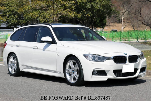 Used 2012 BMW 3 SERIES BH897487 for Sale