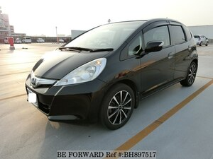 Used 2011 HONDA FIT HYBRID BH897517 for Sale