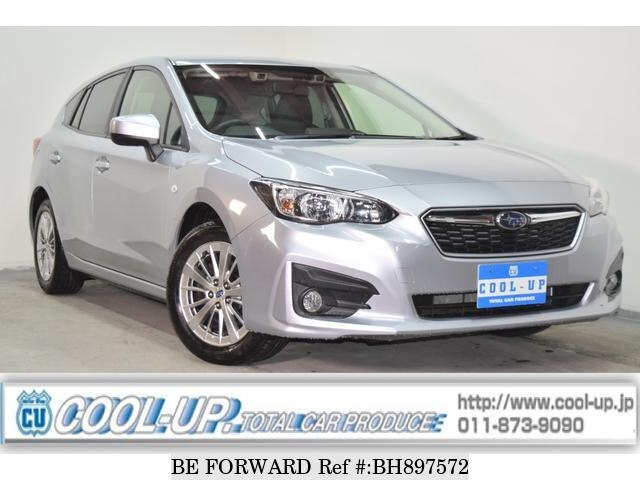 Used 2018 SUBARU IMPREZA SPORTS BH897572 for Sale