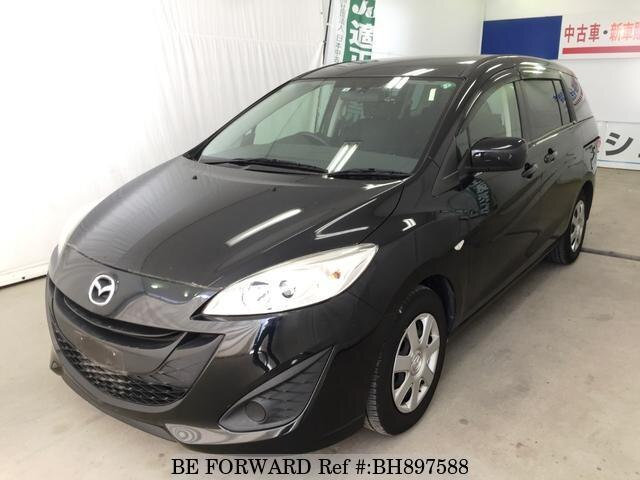 Used 2016 MAZDA PREMACY BH897588 for Sale