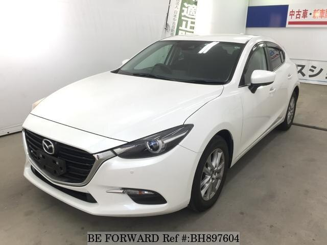 Used 2018 MAZDA AXELA SPORT BH897604 for Sale