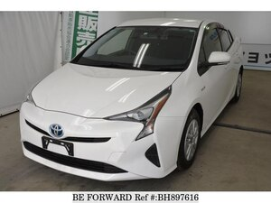 Used 2018 TOYOTA PRIUS BH897616 for Sale