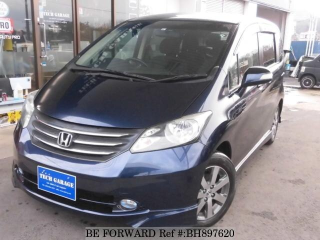 Used 2009 HONDA FREED BH897620 for Sale