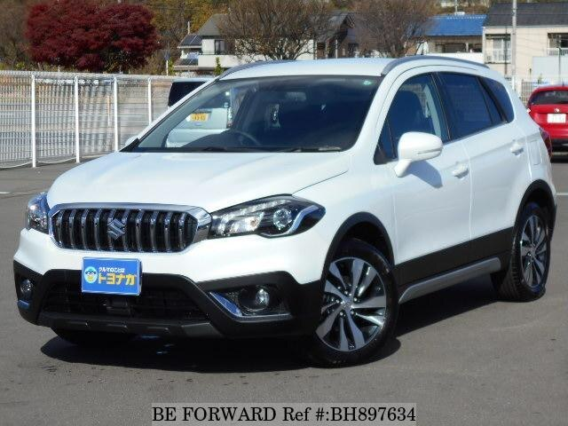 Used 2020 SUZUKI SX4 S-CROSS BH897634 for Sale