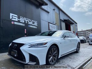 Used 2017 LEXUS LS BH897644 for Sale