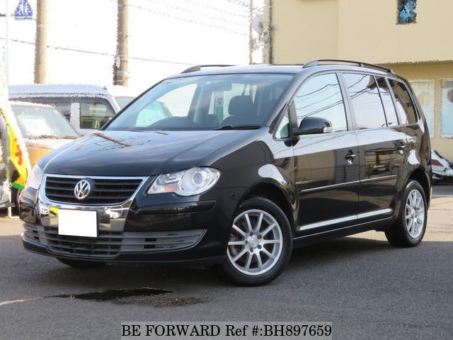 Used 2007 VOLKSWAGEN GOLF TOURAN BH897659 for Sale