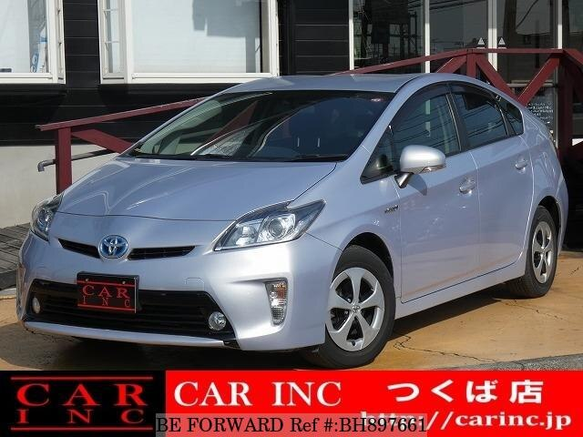 Used 2015 TOYOTA PRIUS BH897661 for Sale