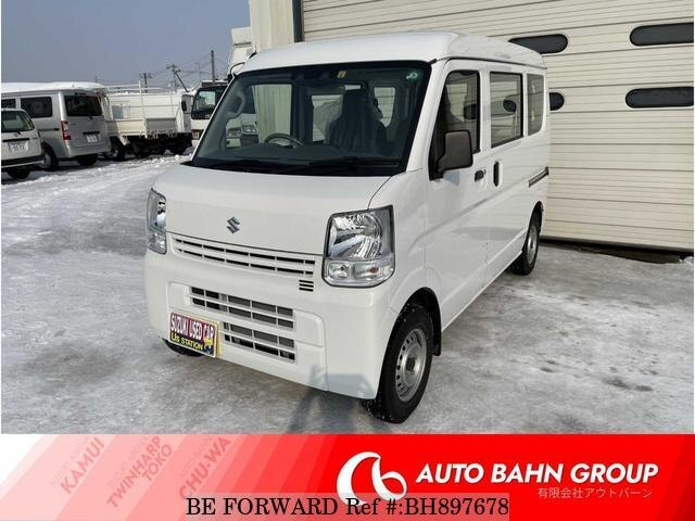 Used 2020 SUZUKI EVERY BH897678 for Sale