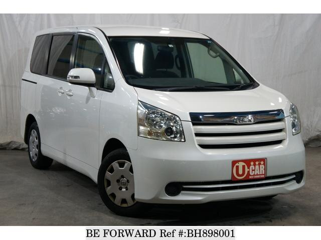 Used 2010 TOYOTA NOAH BH898001 for Sale