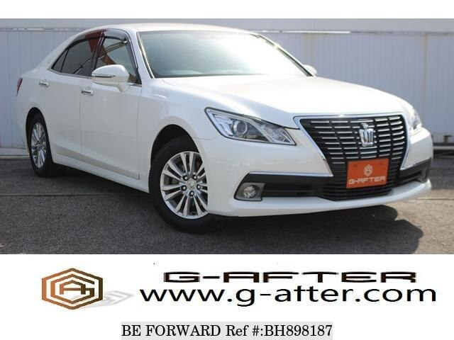 Used 2013 TOYOTA CROWN BH898187 for Sale