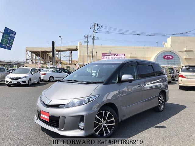 Used 2013 TOYOTA ESTIMA BH898219 for Sale