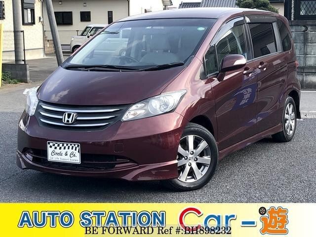 Used 2010 HONDA FREED BH898232 for Sale