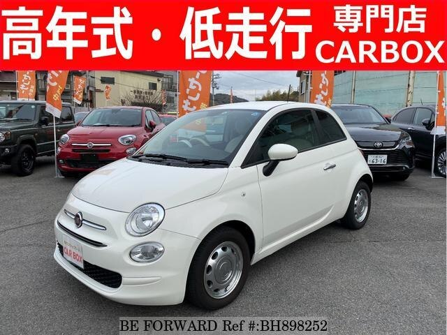 Used 2018 FIAT 500 BH898252 for Sale