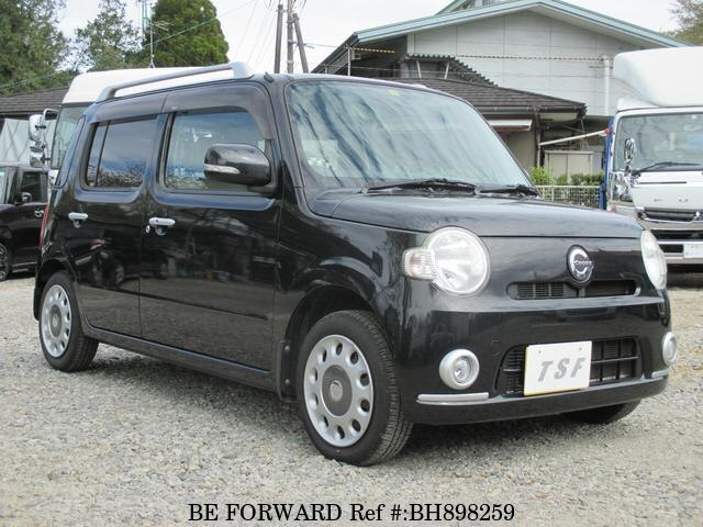 Used 2011 DAIHATSU MIRA COCOA BH898259 for Sale