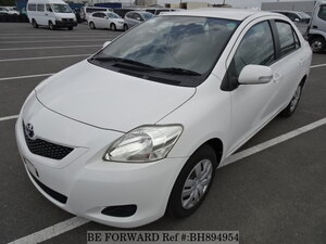 Used 2010 TOYOTA BELTA BH894954 for Sale