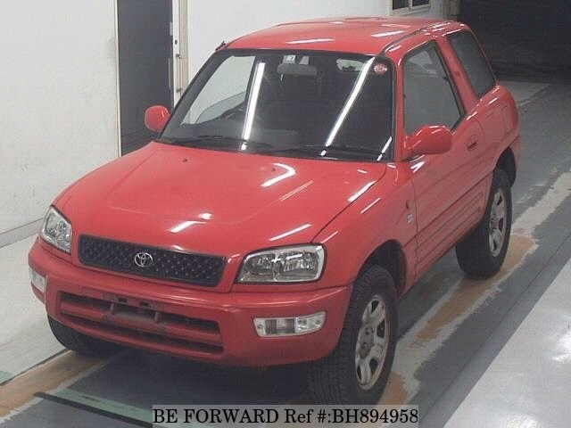 Used 1998 TOYOTA RAV4 BH894958 for Sale